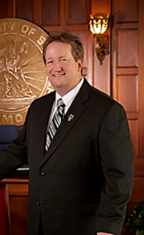 Mayor Bill Falkner