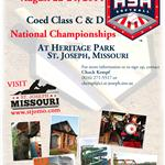 Coed ASA Tournament Flyer  2014