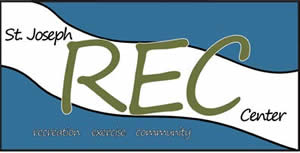 Photo of REC Center logo