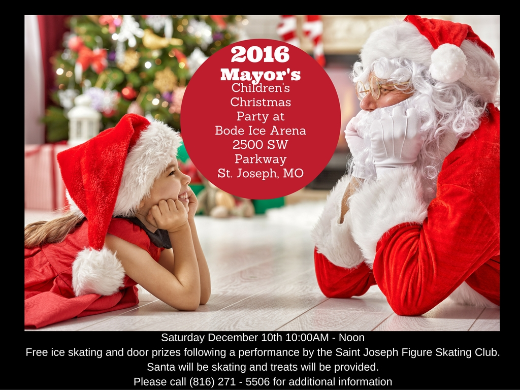 Mayor's Christmas Party
