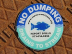 Adopt a River Badge